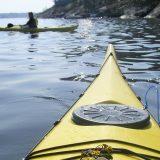 Kajak-, bastuflotte och stuguthyrning